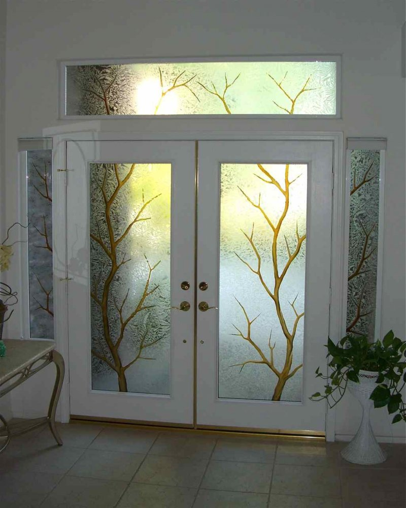 entry glass sans soucie art glass