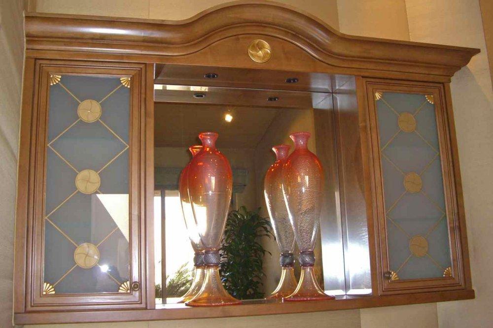 Etched Glass Cabinets Sans Soucie Art Glass