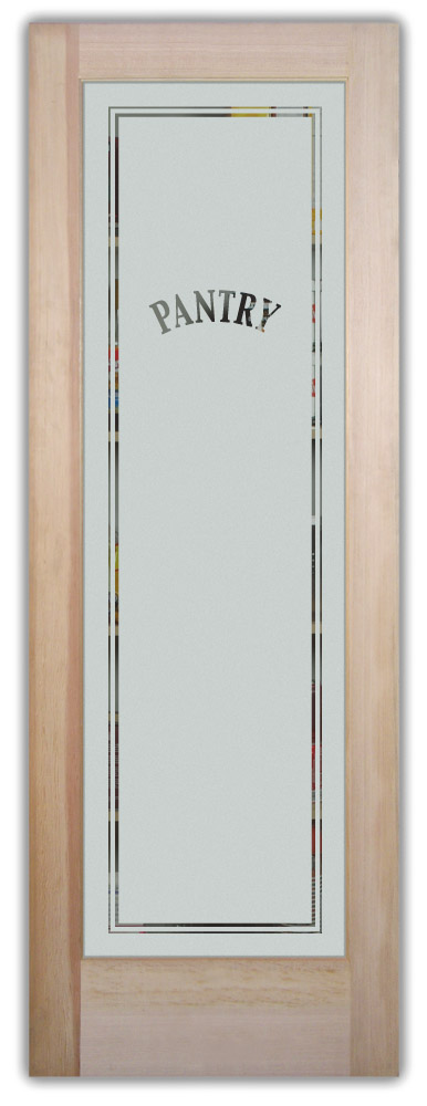 frosted glass doors for pantry 1