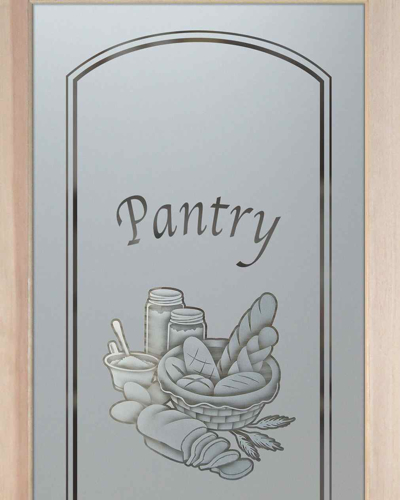 Pantry Door Glass Sans Soucie Art Glass