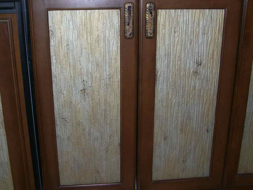 Cabinet glass sans soucie art glass for Glass cabinet door inserts