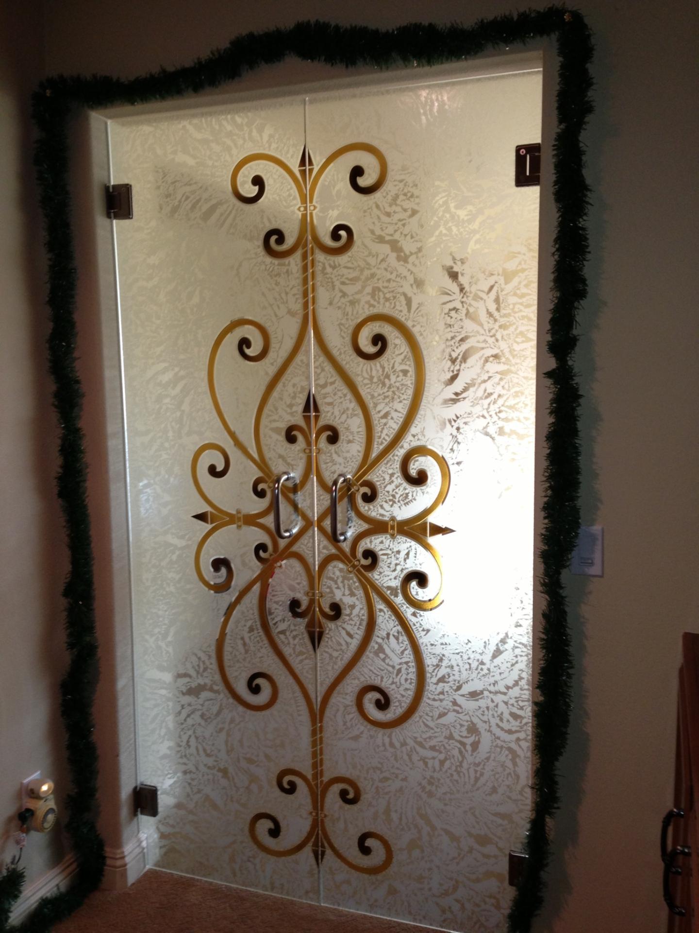 Contemporary glass designs sans soucie art glass for Glass doors designs interior