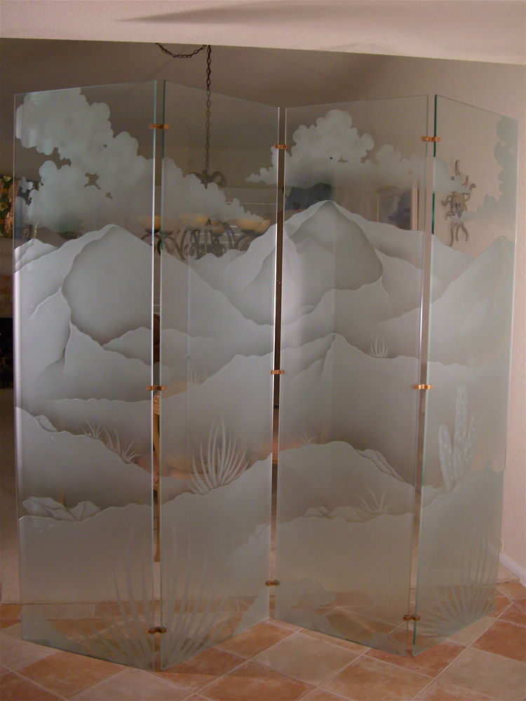 Glass Panels Sans Soucie Art Glass