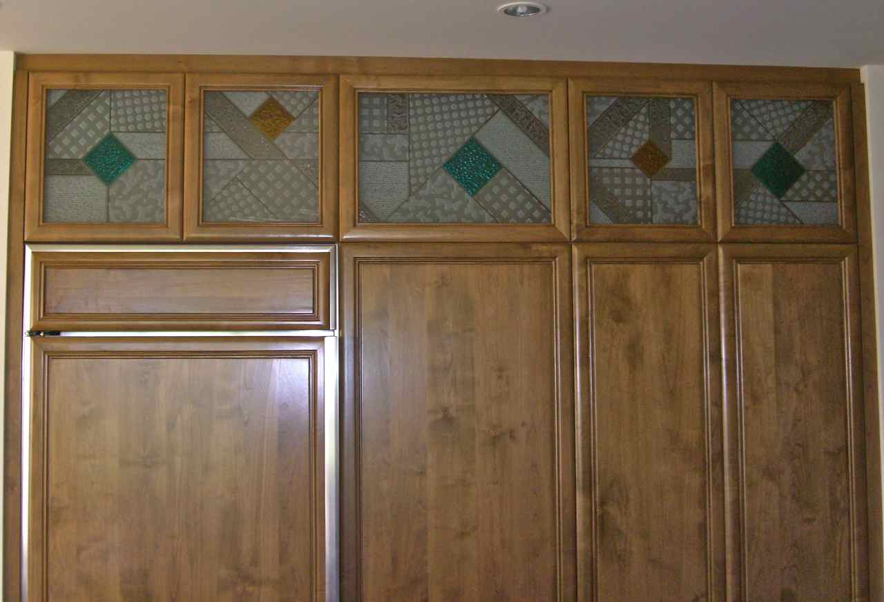 Etched Glass Inserts For Kitchen Cabinets Pictures To Pin On Pinterest