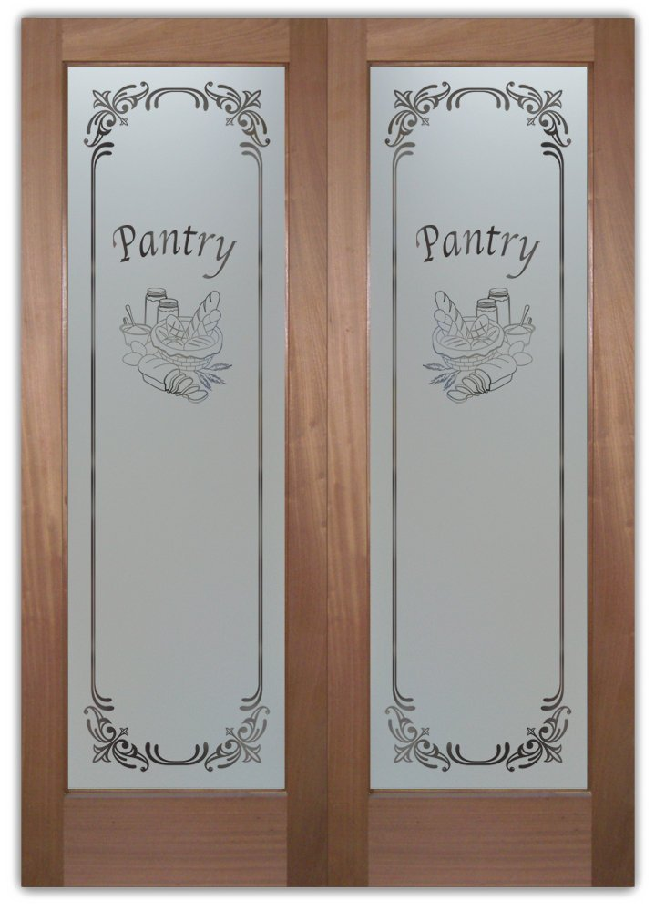 frosted glass doors for pantry 2