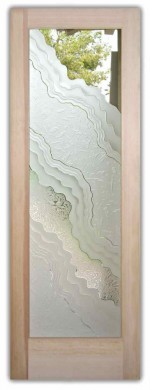 interior glass door metamorphosis 3D