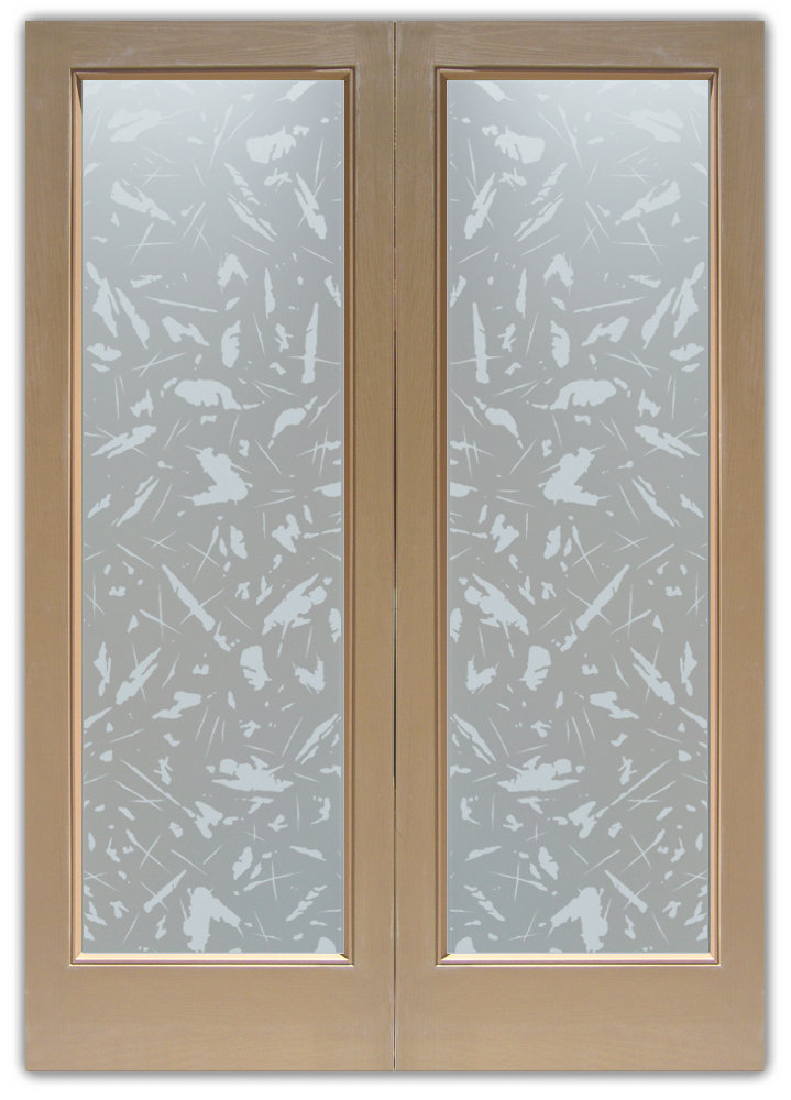 Etched glass page 2 of 12 sans soucie art glass for Double entry doors with glass