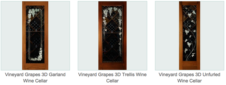 wine cellar doors gallery