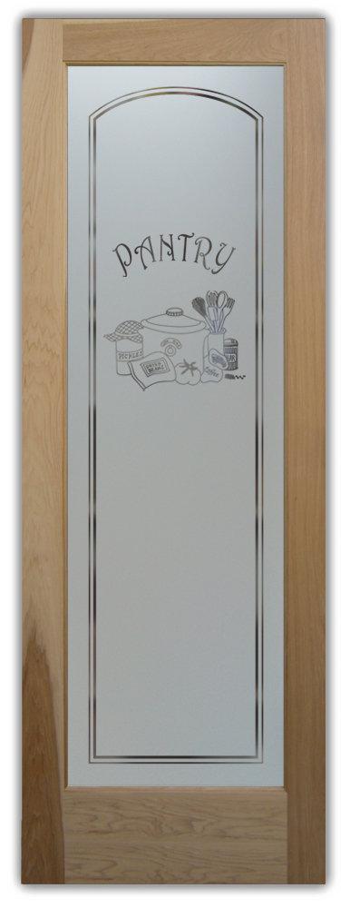 Decorative Glass Pantry Doors Customize Your Own Door
