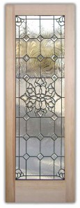 Beautiful Bevels Stained Glass Doors