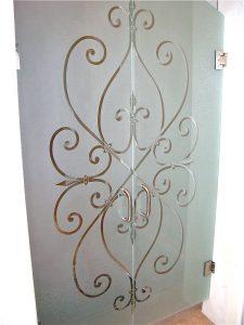 Cordoba Frameless Glass Doors
