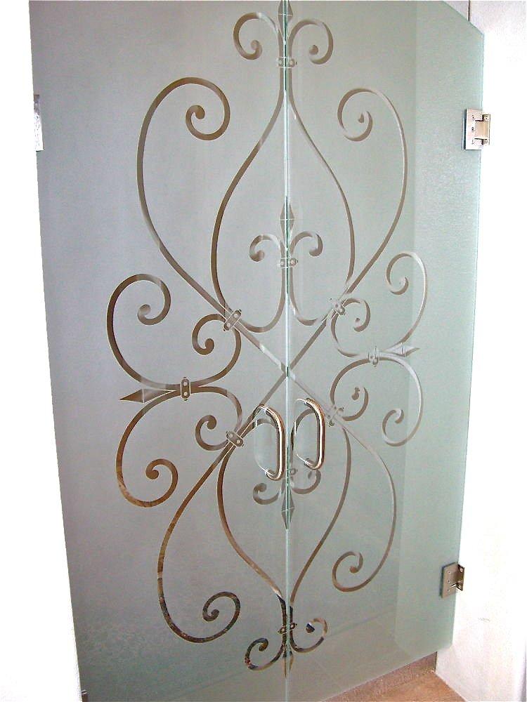 Cordoba Frameless Doors