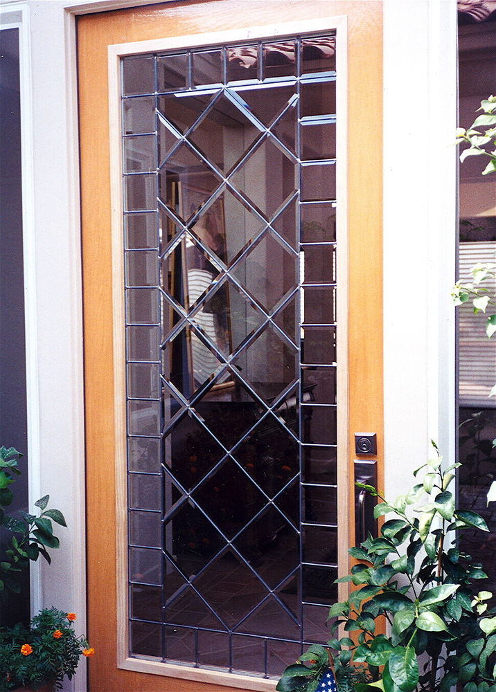 beveled lattice door glass inserts sans soucie
