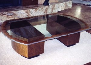 Sienna Glass Coffee Tables