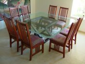 Glass Dining Tables L Round Glass Dining Tables L Sans Soucie