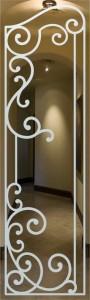 Cartegena Glass Door Inserts