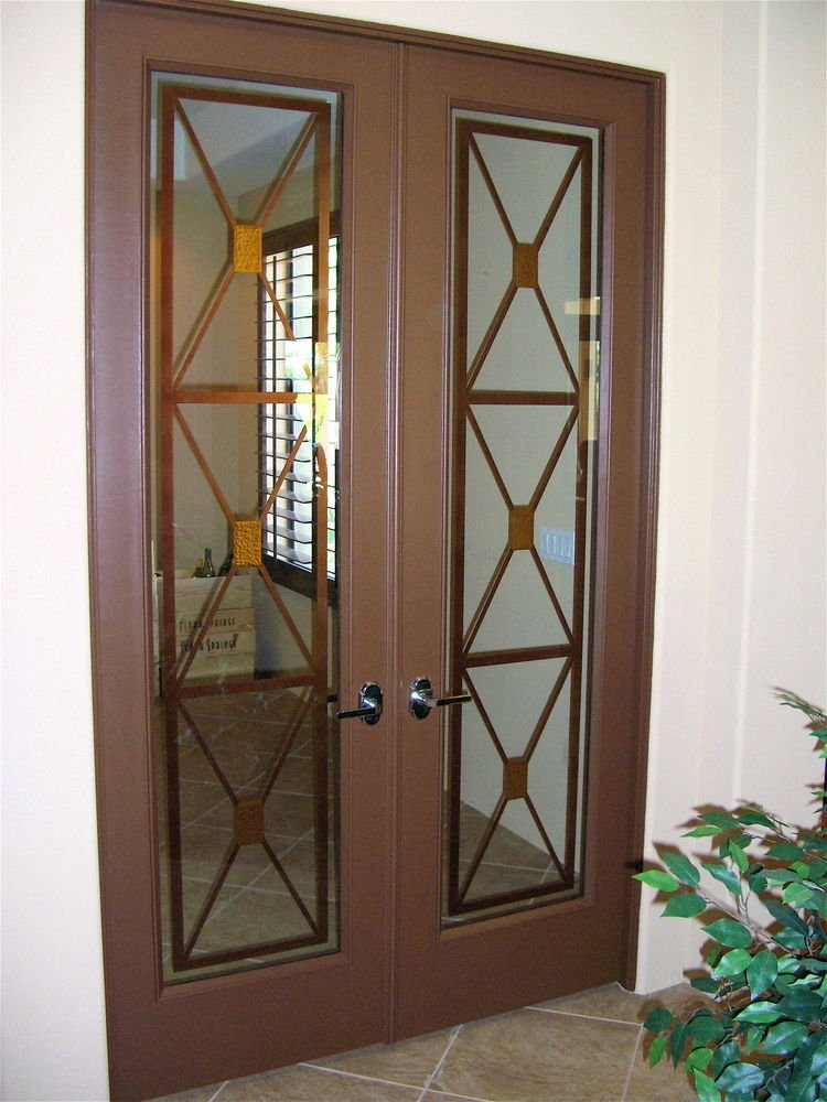 exterior doors with glass inserts images
