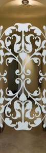 Toulouse Glass Door Inserts