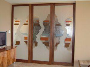 Triptic Pantry (3 panel)