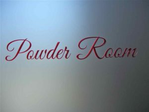 Carved & Painted Glass Signs