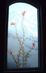 Ocotillo Window I