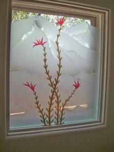 Ocotillo Window III