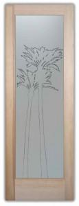 Palms Gleaming