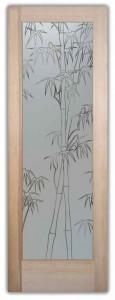 Bamboo Shoots Pinstripe