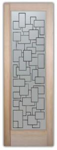 Cubes Pinstripe