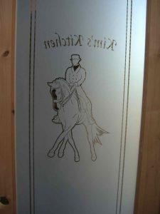 Custom - Dressage Rider Horse