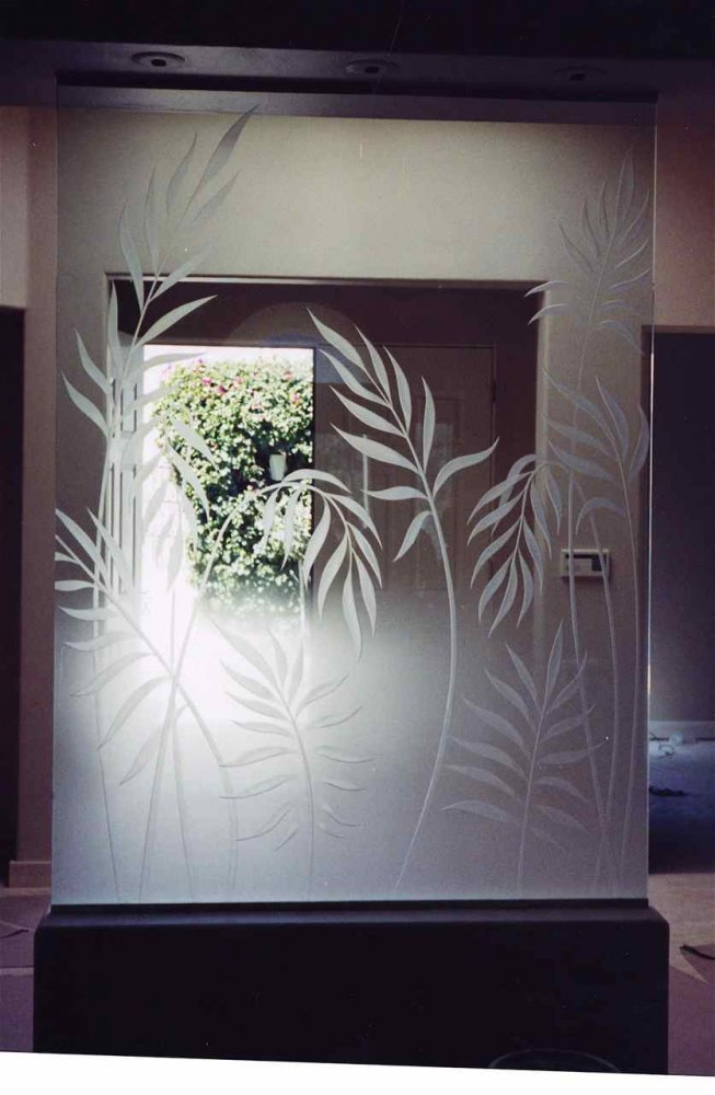 Ferns Tub Partitions Pony Wall Sans Soucie