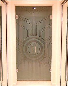 Sun Odyssey Frameless Interior Doors