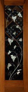 Vineyard Grapes 3D Unfurled Wine Cellar Doors