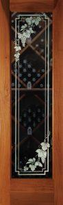 Vineyard Grapes Cascade  3D Wine Cellar Doors