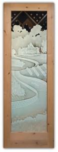 Winery Landscape 3D Wine Cellar Doors