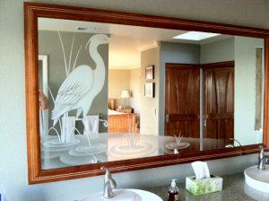 Egret Custom Mirrors