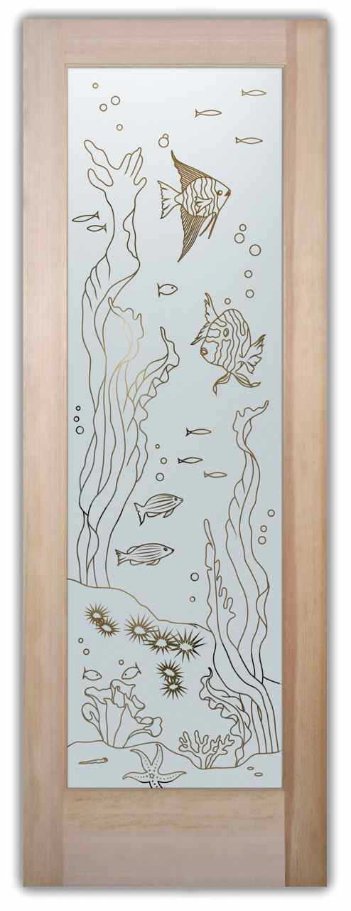 A 02 aqua fish pinst door