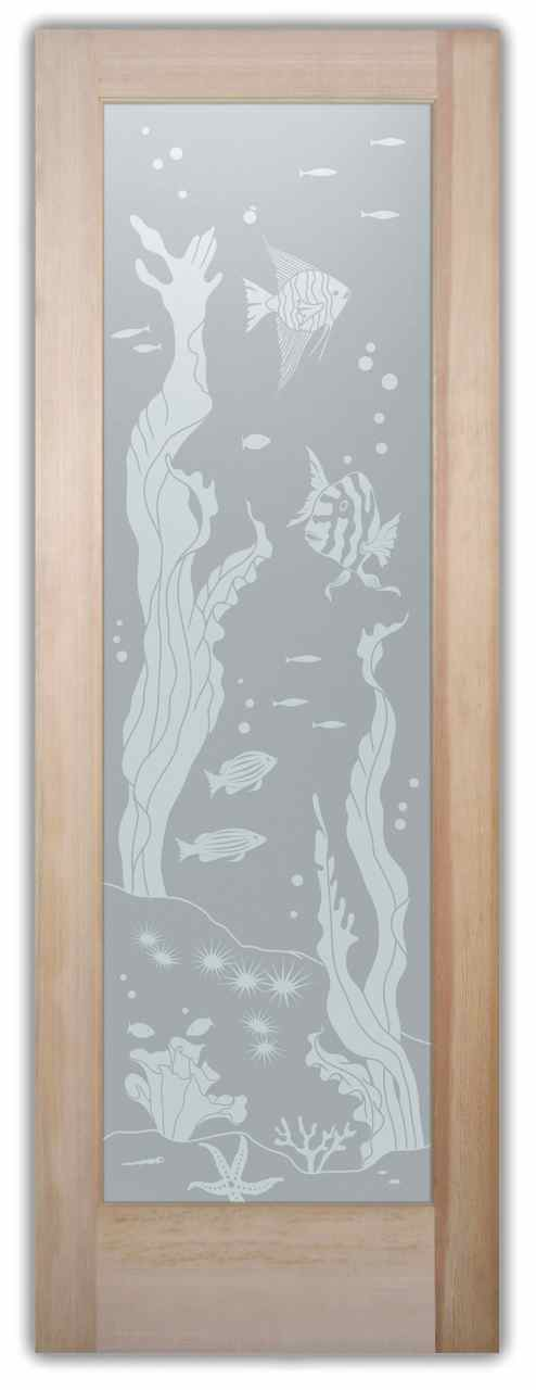 A 03 aqua fish priv door