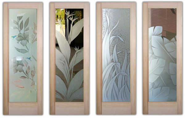 decor tropical 4 doors across