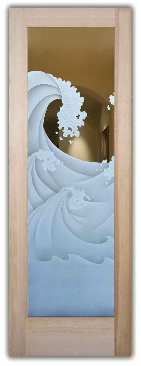 high seas 3D new door