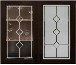 Beeston Cabinet Glass