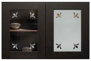 Element 318 Cabinet Glass