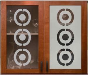 Bullet 227 Cabinet Glass