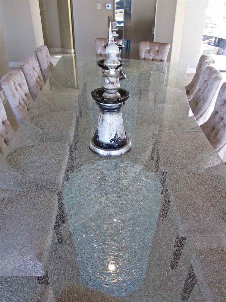 shattered glass furniture 2