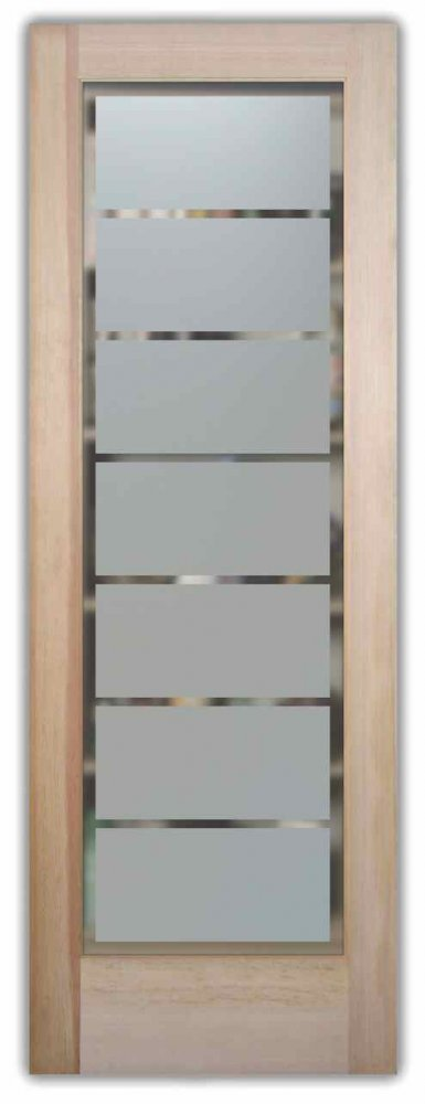 Grand pantry door decorative glass sans soucie for Interior doors with frosted glass panels
