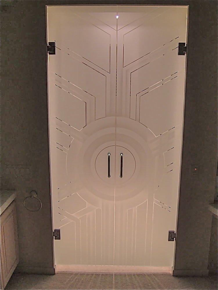 Frameless Interior Glass Doors