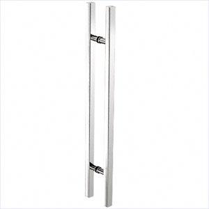 z Door Pulls: CRL C Ladder Square