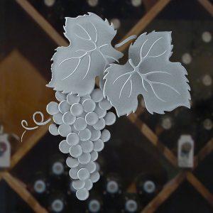 z-Vineyard Grapes Cluster Sample C:     3D Carved