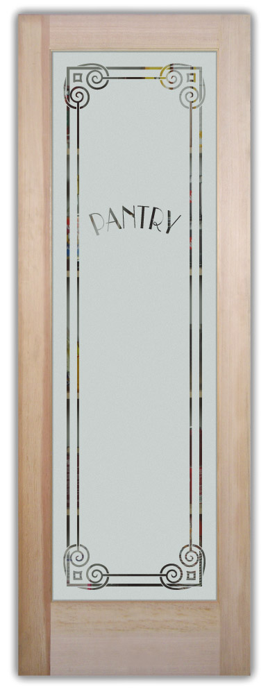 Glass Pantry Doors Amp Pantry Door Glass Classic Designs Sans Soucie Art Glass