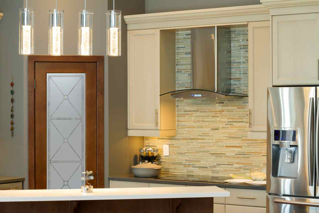 100 glass door pantry shop reliabilt primed solid core etch